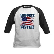 Airforce Sister Baseball Jersey