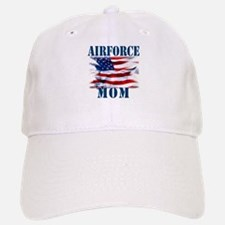 Airforce Mom Baseball Baseball Baseball Cap