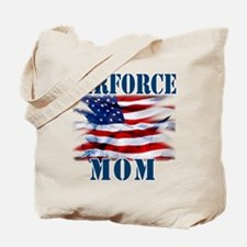 Airforce Mom Tote Bag