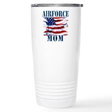 Airforce Mom Travel Mug