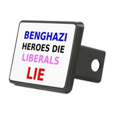 Benghazi Heroes Die Liberals Lie Hitch Cover