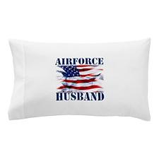 Airforce Husband Pillow Case