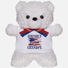 Airforce Grandpa Teddy Bear