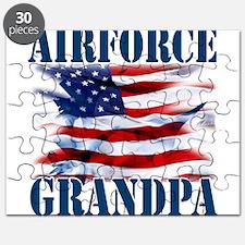 Airforce Grandpa Puzzle