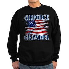 Airforce Grandpa Jumper Sweater