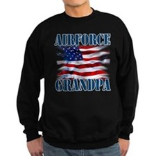 Airforce Grandpa Sweatshirt