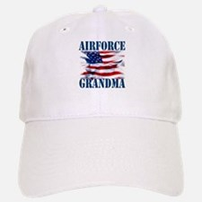 Airforce Grandma Baseball Baseball Baseball Cap