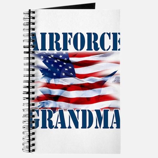Airforce Grandma Journal