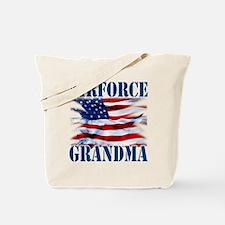 Airforce Grandma Tote Bag