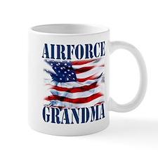 Airforce Grandma Mug