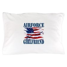 Airforce Girlfriend Pillow Case