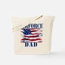 Airforce Dad Tote Bag