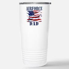 Airforce Dad Travel Mug