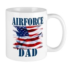 Airforce Dad Mug