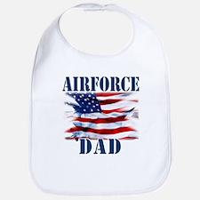 Airforce Dad Bib