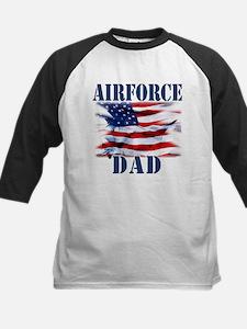 Airforce Dad Baseball Jersey