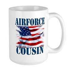 Airforce Cousin Mug