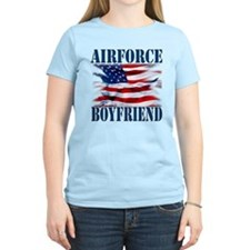 Airforce Boyfriend T-Shirt