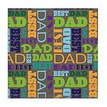 Gift For Dad Tile Coaster