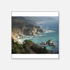 California coast Sticker
