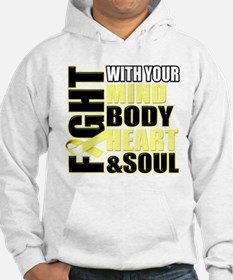 Fight Against Cancer Hoodie