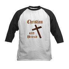 PROUD CHRISTIAN Baseball Jersey