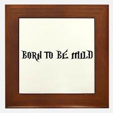 Born Mild Framed Tile