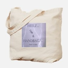 Heelz & Handbagz New York Tote Bag