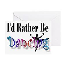 Dancing Dude Greeting Cards (Pk of 10)
