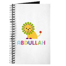 Abdullah Loves Lions Journal