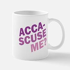 Acca-Scuse Me? Mug
