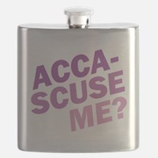 Acca-Scuse Me? Flask