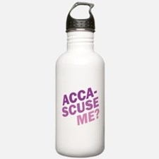 Acca-Scuse Me? Water Bottle