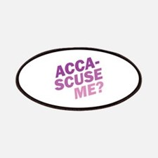 Acca-Scuse Me? Patches