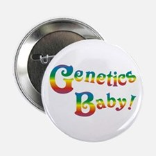 Genetics Baby! Button
