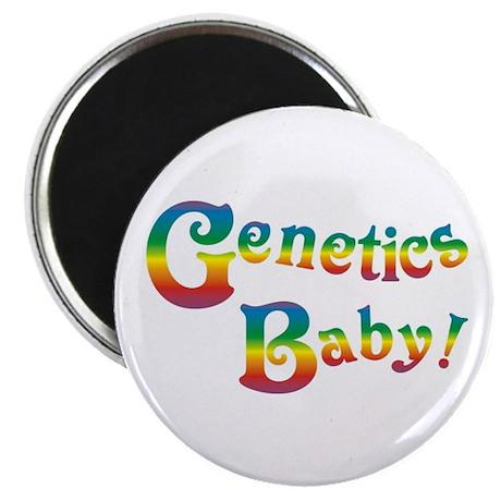 Genetics Baby! Magnet