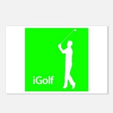 iGolf Postcards (Package of 8)