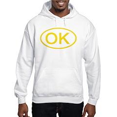 OK Oval - Oklahoma Hoodie