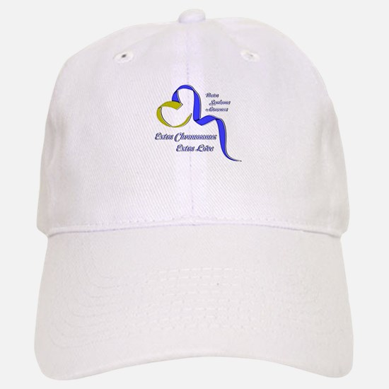 Down Syndrome Awareness Ribbon Baseball Baseball Baseball Cap