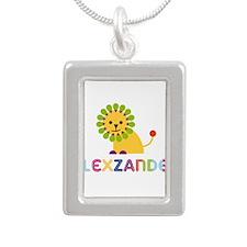 Alexzander Loves Lions Necklaces