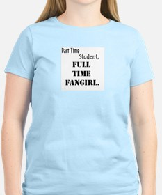 Full Time Fangirl T-Shirt