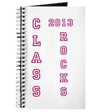 Cute Class 2013 Journal