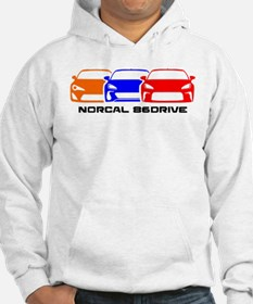 Norcal 86 Drive Light Color Hoodie