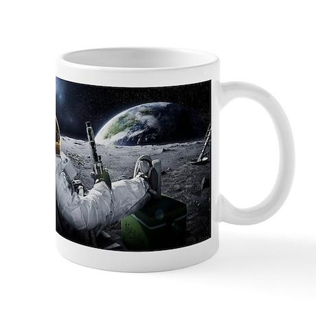 The World at Large Mug
