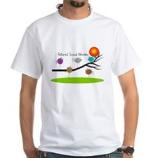 Retired Social worker A T-Shirt