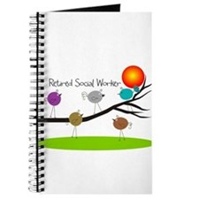 Retired Social worker A Journal