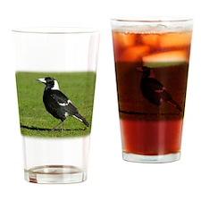 Australian Magpie 9P018D-039 Drinking Glass