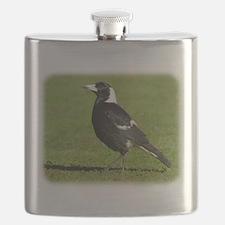 Australian Magpie 9P018D-039 Flask