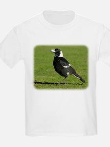 Australian Magpie 9P018D-039 T-Shirt
