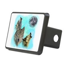 Wolves Siney Grim Moon 0 Hitch Cover